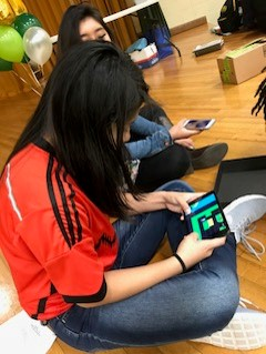 Hour of Code Bloxels 2