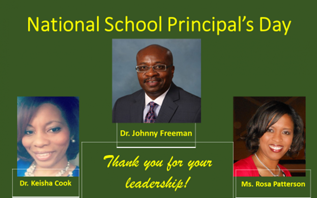 National School Principal's Day