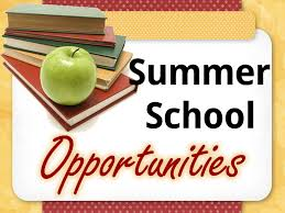 Spencer High Summer School Opportunities 2020
